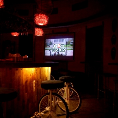Round Bar Ubud Bali © Nicole Geils